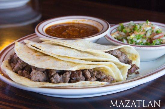 Aberdeen, Dakota del Sur: Tacos de Carne Asada