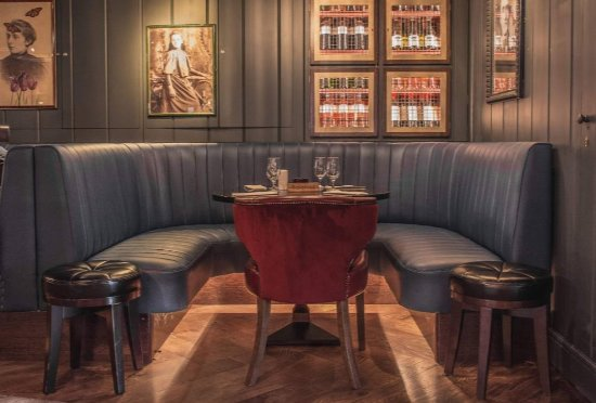 Book a booth in our newly refurbished bar & restaurant in the heart of Sandyford Village
