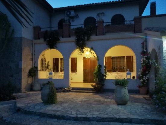 B&B Villa Desideria: Ingresso principale