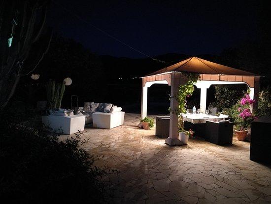 B&B Villa Desideria: Giardino adiacente alla piscina