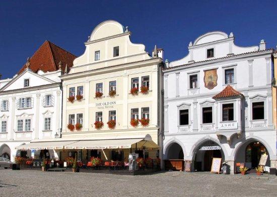 Hotel Old Inn : Old Inn on the square