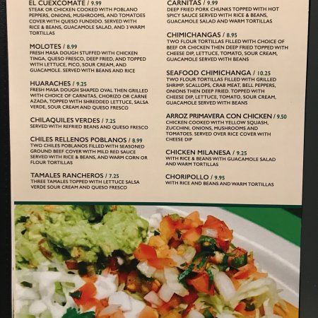 Things To Do In Clinton Il >> Classy New Mexican Restaurant in Clinton - Review of Cinco De Mayo, Dewitt, IL - TripAdvisor