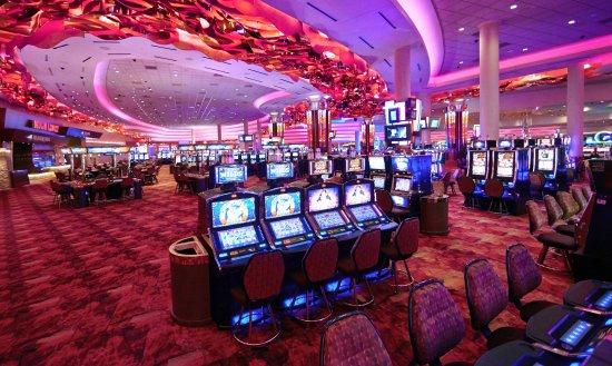 Prior Lake, Minnesota: Casino Gaming Floor