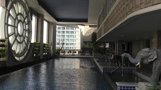 曼谷梅費爾萬豪行政公寓照片