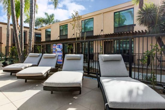 The Cove Hotel  An Ascend Hotel Collection Member  Long Beach  Californien