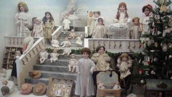 Park Inn Hotel Prague: Одно из интереснейших мест в Праге - музей игрушек
