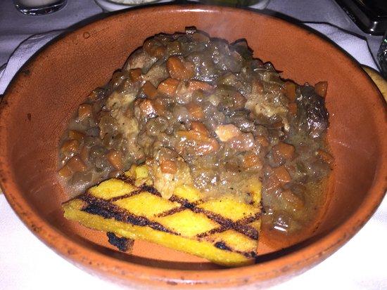 """Ca' Dario Ristorante Italiano: """"Split portion of Pollo Alla Milanese."""""""