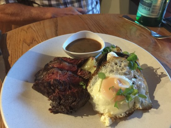 Hangar Steak Special
