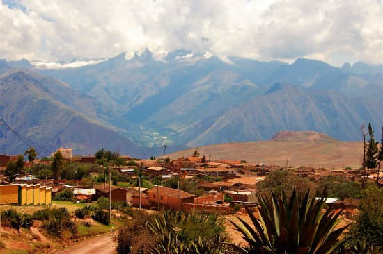 Cusco, Peru: Sacred Valley - Views for days!