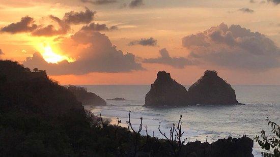 Pernambuco: PÔR DO SOL DO MIRANTE DO BODRÓ