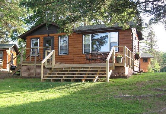 Watersmeet, MI: Cabin 5