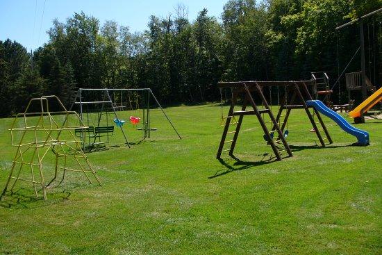 Watersmeet, MI: Large Playground