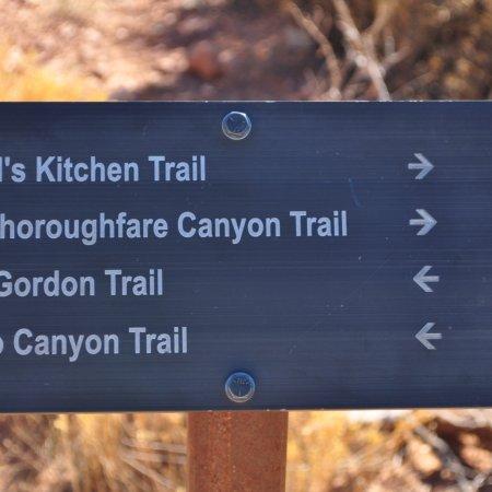 Colorado National Monument: Devil's Kitchen Area of Colorado Monument