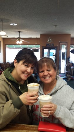 Laurie, MO: A couple of our regulars