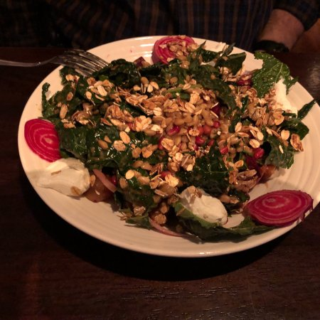 Lansdale, Pensilvanya: Stove and Tap has awesome food!
