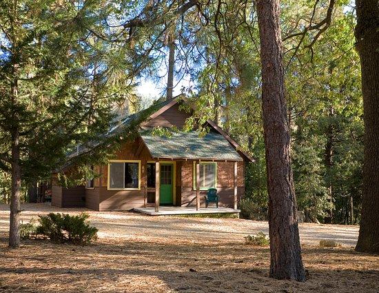 Idyllwild, CA: Cabin 4 Exterior