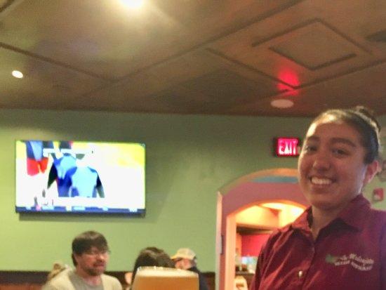 Mansfield, TX: Best waitress
