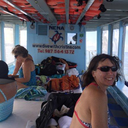Dive with Cristina : photo0.jpg