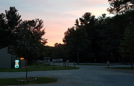 Claytor Lake State Park Sunrise At The Campground