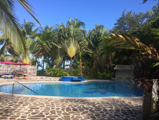 Hotel Playa Westfalia: Vista al relajo