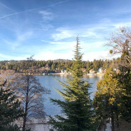 Lake Arrowhead, CA: View from Lake view Summit suite