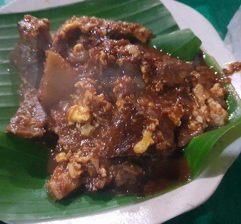 Telor Babat Gongso Picture Of Nasi Goreng Babat Pak Sumarsono Semarang Tripadvisor