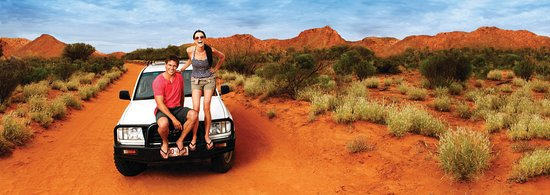 Alice Springs, Australia: Red Centre self drive