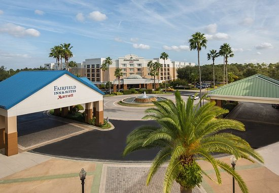 SpringHill Suites by Marriott Orlando Lake Buena Vista in Marriott Village: Stay near all of the Orlando theme parks