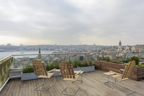 Witt Istanbul Suites: Other