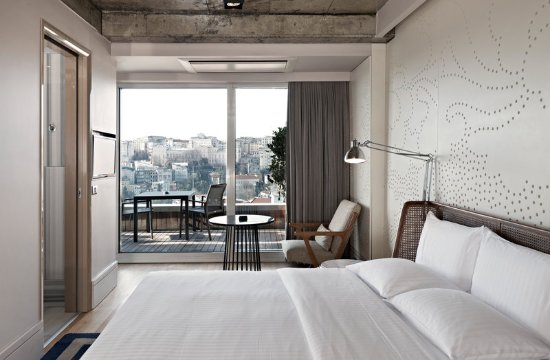 Witt Istanbul Suites: Guest room