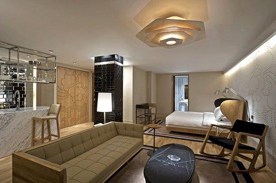 Witt Istanbul Suites: Suite