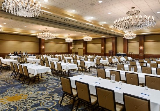 Ballroom delta hotels south sioux city riverfront south sioux city resmi tripadvisor for Hilton garden inn sioux city riverfront