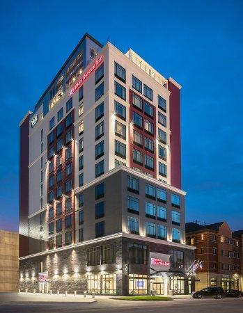 Hilton Garden Inn Iowa City Downtown University 134 1 4 9 Updated 2018 Prices Hotel
