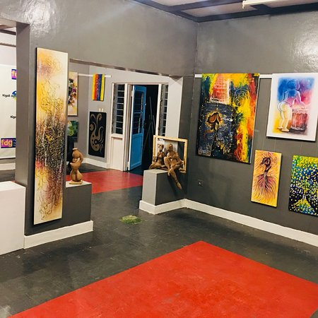 Kigali Arts Center Artworks