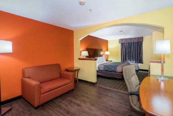 Madison, GA: Guest room