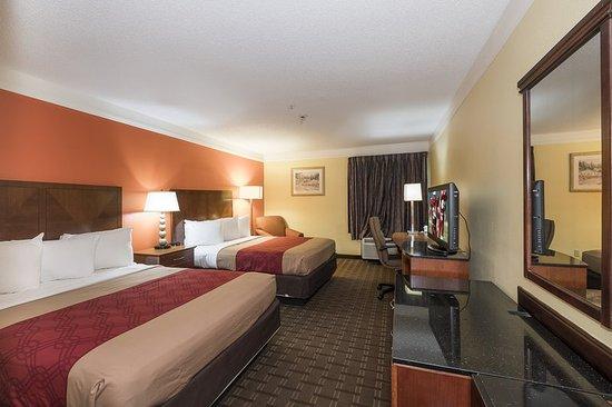 Madison, Georgien: Guest room