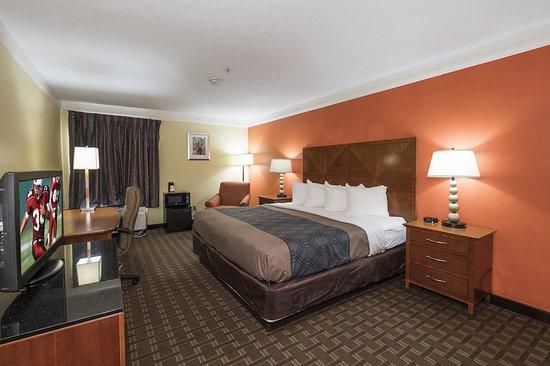 Madison, جورجيا: Guest room