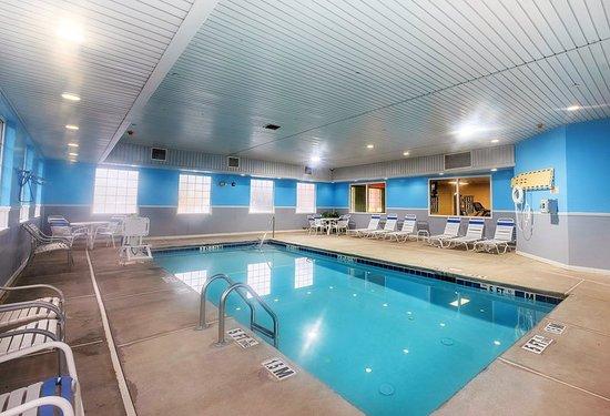 Madison, جورجيا: Pool