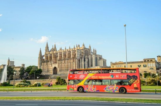 Palma de Mallorca Hop-On Hop-Off Bus...