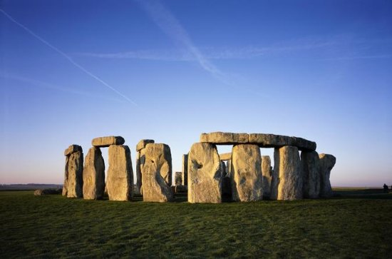 Stonehenge, Castello di Windsor e Bath