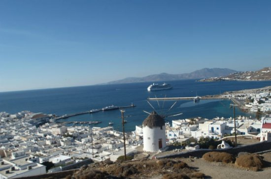Grand Tour of Mykonos with Optional...