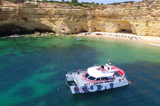 Albufeira Caves and Coastline Cruise ...