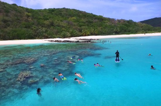 Full-Day Culebra e Flamenco Beach