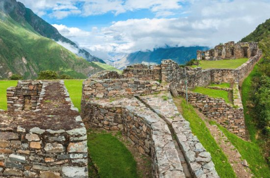 Choquequirao 4-Day Trek da Cusco