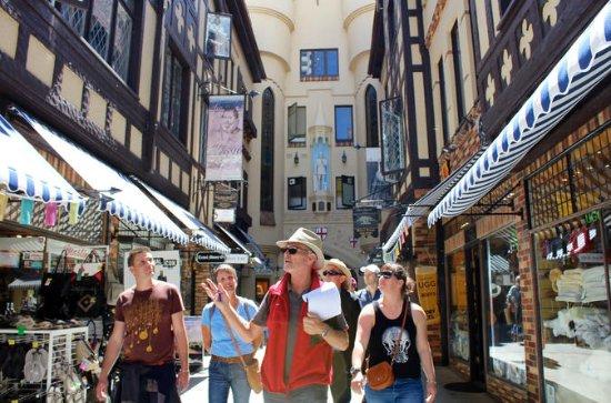 Esplora il tour a piedi della città