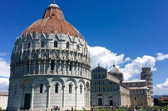 Excursion à Florence et Pise depuis...