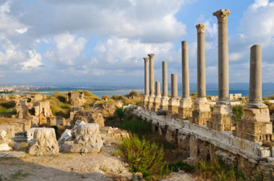 Private Tour: Tyre, Sidon and...
