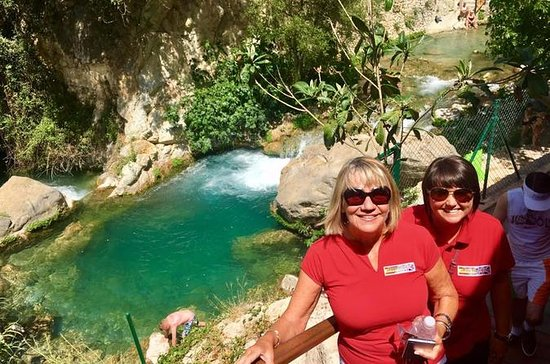 Day Trip to the Algar Waterfalls...