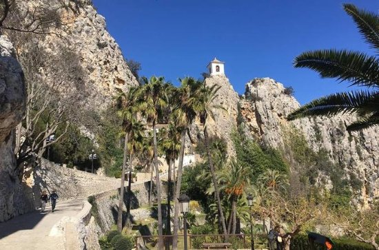 Day Trip to Guadalest from Benidorm...