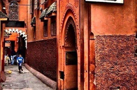 Dags tur fra Casablanca til Marrakech